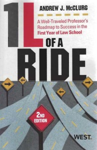 1L of a Ride Second Edition cover
