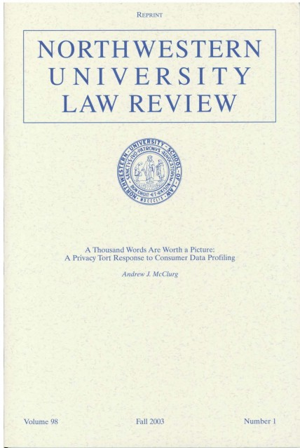 Northwestern University Law Review