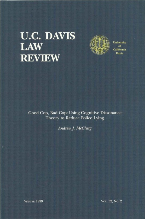 U.C. Davis Law Review