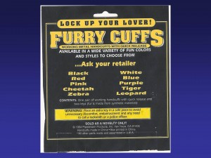 furry handcuffs warning
