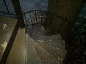 hogwarts tort dangerous staircase