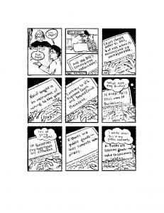 Comic Strip Brief