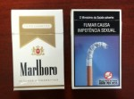 Graphic cigarette warnings