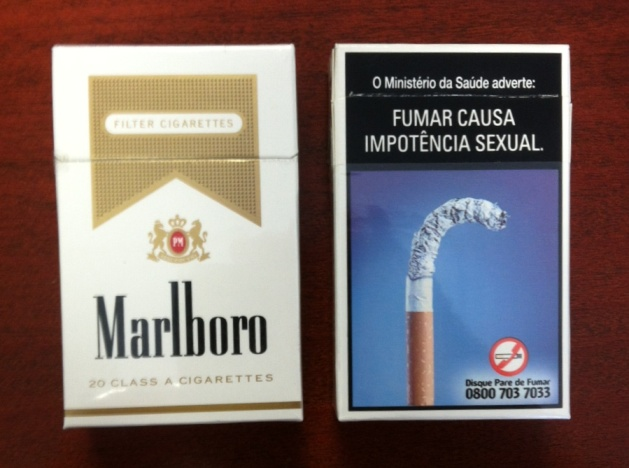 do cigarette warning labels work A regular pack of cigarettes, left, and two packs of cigarettes displaying the word 'light' (jacques boissinot/canadian press) by cbc news anti-smoking groups are urging the government to.