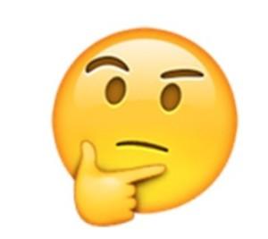 Thinky Emoji